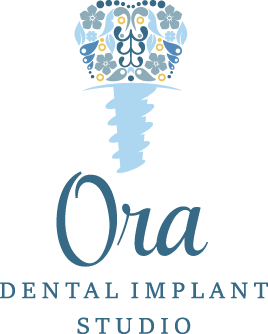 Ora Dental Implant Studio - logo